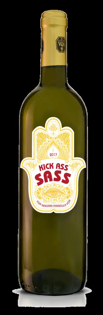 KickAssSass-White